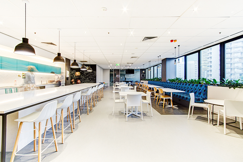 Australia Post Call Centre Refurbishment